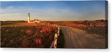 Cape Cod Highland Light Canvas Print by Henk Meijer Photography