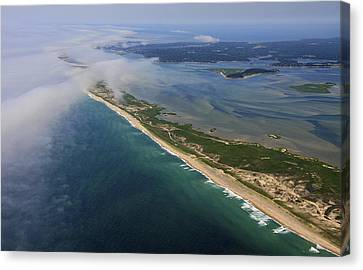 Chatham Canvas Print - Cape Cod National Seashore, Chatham by Dave Cleaveland