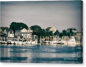 Cape Cod No1 Canvas Print by Sabine Jacobs