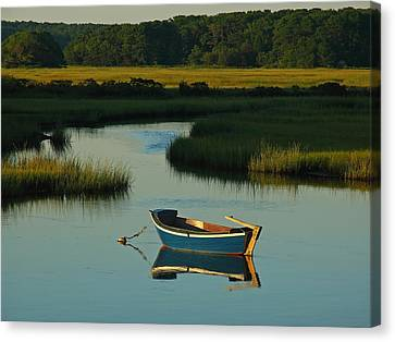 Cape Cod Quietude Canvas Print by Juergen Roth