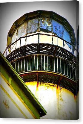 Cape D Lantern Tower Vertical Canvas Print