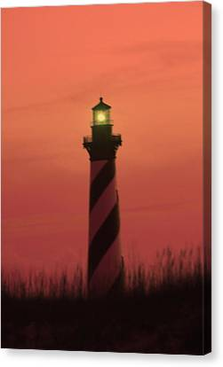 Cape Hatteras Lighthouse 2014 39  Canvas Print