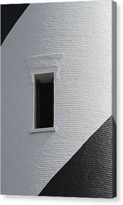 Cape Hatteras Lighthouse 2014 4 Canvas Print by Cathy Lindsey
