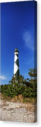 Cape Lookout Lighthouse, Outer Banks Canvas Print by Panoramic Images