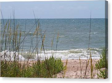 Cape Lookout National Seashore 2 Canvas Print