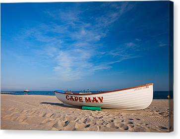Cape May Canvas Print