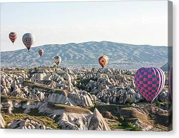 Cappadocia Canvas Print by Photostock-israel