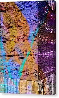 Capriccio Corner 2 Canvas Print