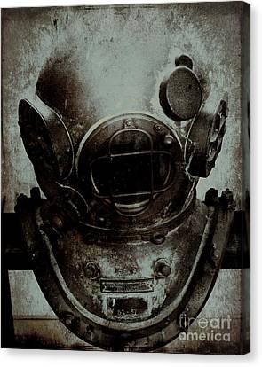 Captain Nemo Canvas Print by Sharon Coty