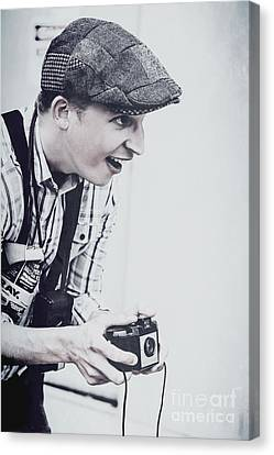 Capturing Past Memories Canvas Print by Jorgo Photography - Wall Art Gallery