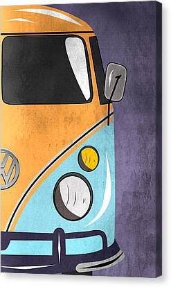 Car  Canvas Print by Mark Ashkenazi