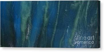 Car Wash Kaleidoscope Canvas Print