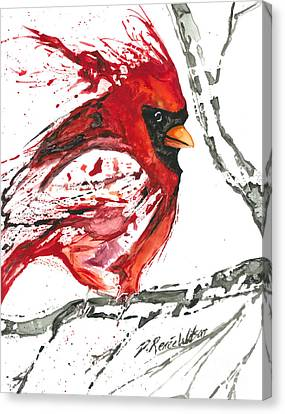 Cardinal Direction Canvas Print