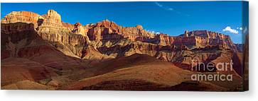 Cardines Panorama Canvas Print by Inge Johnsson