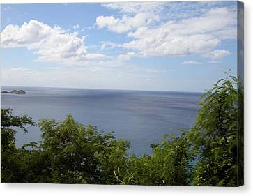Caribbean Cruise - St Thomas - 1212129 Canvas Print by DC Photographer