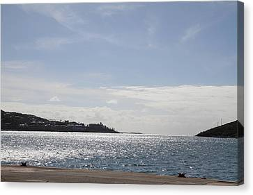 Caribbean Cruise - St Thomas - 121249 Canvas Print