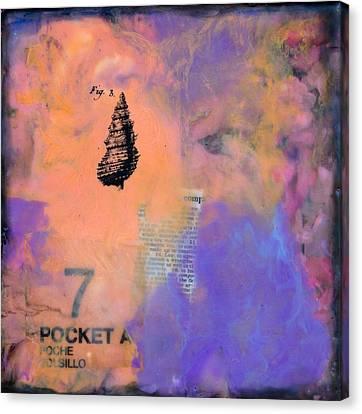 Caribbean Dreams 2 Dyptich Canvas Print by Bellesouth Studio