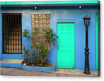 Caribbean, Puerto Rico, Viegues Island Canvas Print