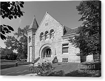 Carleton College Scoville Hall Canvas Print by University Icons