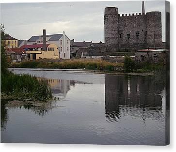 Carlow Castle Canvas Print