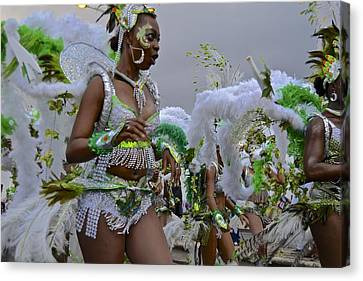 Carnival Canvas Print by Kaitlin Porter