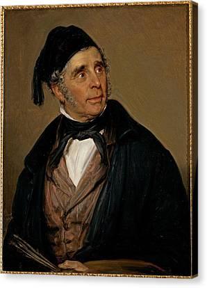Carnovali Giovanni Know As Piccio Canvas Print by Everett