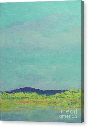 Carolina Spring Day Canvas Print by Gail Kent