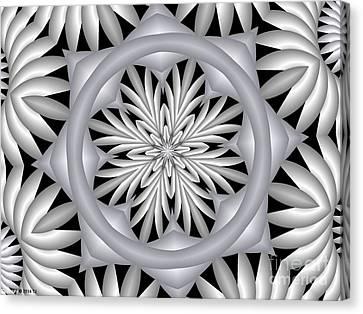 Cartesian  5 Canvas Print