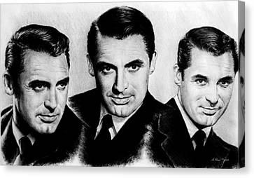 Cary Grant Canvas Print