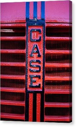 Case Canvas Print by Eric Tressler