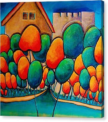 Casimir's Dream Canvas Print by Jean Cormier