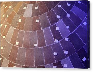 Cassini-huygens Heat Shield Canvas Print