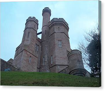 Castle In Inverness I Canvas Print
