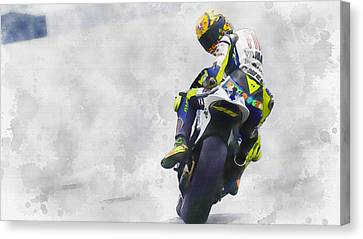 Catch Me Canvas Print