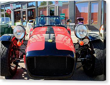 Caterham Super 7 Canvas Print