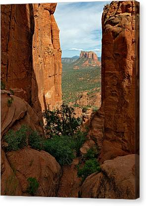 Cathedral Rock 05-012 Canvas Print