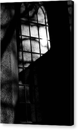 Cathedral Windows  Canvas Print by Tommytechno Sweden