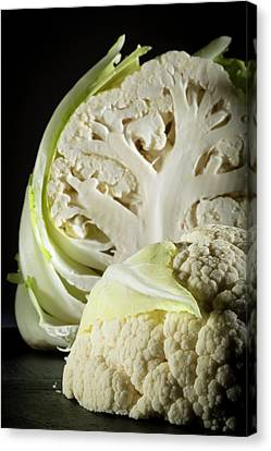 Cauliflower Canvas Print by Aberration Films Ltd