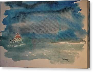 Cblighthouse2 Canvas Print