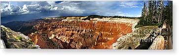 Cedar Breaks Canvas Print