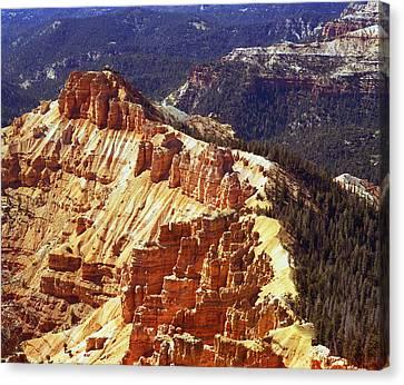 Cedar Breaks Utah Canvas Print by Rich Franco