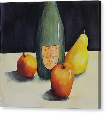 Celebrate Canvas Print by Maria Hunt