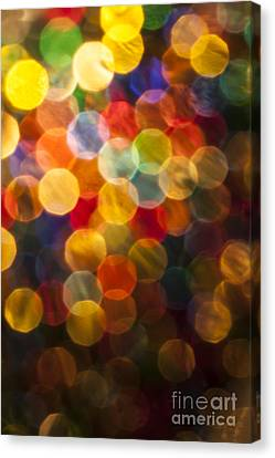 Celebration Canvas Print by Jan Bickerton