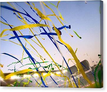 Celebration Canvas Print by Jon Berry OsoPorto