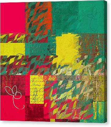 Lime Canvas Print - Celebrations - 131140143-04a by Variance Collections