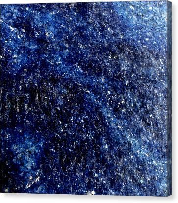 Celestial Body Canvas Print by Tom Druin