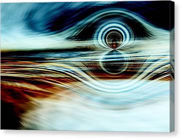 Journey Canvas Print - Celestial Horizon 1 by Tom Druin