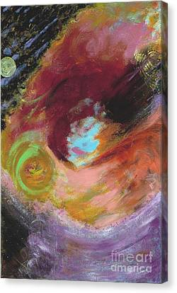 Celestial Madness Canvas Print