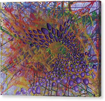 Cell No.8 Canvas Print by Angela Canada-Hopkins