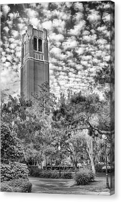 Century Tower Canvas Print by Howard Salmon